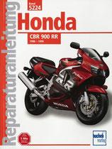 Honda CBR 900 RR - 1996 - 1999 // Reprint der 2. Auflage 2010