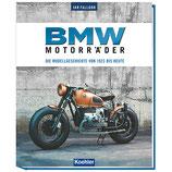 BMW Motorräder - Die Modellgeschichte von 1923 bis heute