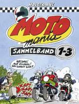 MOTOmania  Sammelband 1 - 3