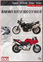 BMW F 800 S / F 800 ST / F 800 R