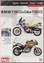 BMW F 650 GS & Dakar F 650 CS