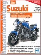 Suzuki SV 650/SV 650 S