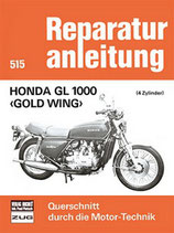 Honda GL 1000 - Gold Wing - 4 Zylinder