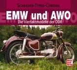 EMW und AWO - Die Viertaktmodelle der DDR