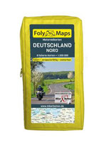 FolyMaps Motorradkarten Deutschland Nord