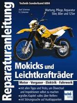 Mokicks und Leichtkrafträder - Motor - Vergaser - Elektrik - Fahrwerk