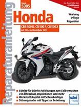 Honda CBR 500 R, CB 500 F, CB 500 X
