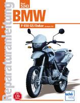 BMW F 650 GS/Dakar ab Baujahr 2000