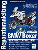 BMW Boxer Vierventil-Enduros von 1994 bis 2012 - R 850 GS / R 1100 GS / R 1150 GS / R 1200 GS