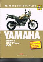 Yamaha XT 660 X/R  XT 660 Z Ténéré MT-03
