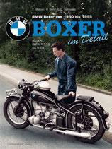 BMW Boxer Band 5 -  R 51/2 bis R 68 von 1950 bis 1955