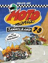MOTOmania Sammelband 7 - 9