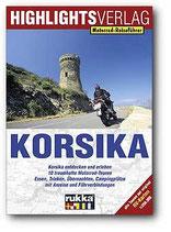 Lust auf Korsika - 10 traumhafte Motorrad-Touren