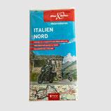 Tourenkarten-Set Italien Nord