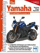 Yamaha FZ 8 Vierzylinder und Fazer 8 - mit und ohne ABS