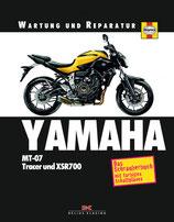 Yamaha MT-07 -  Tracer und XSR700