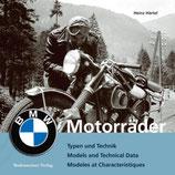 BMW Motorräder: alle BMW Motorräder von 1923 bis 1984