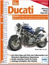 Ducati Monster ab 2000, Einspritzer, luftgekühlt