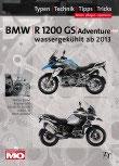 BMW R1200 GS Adventure wassergekühlt ab März 2013