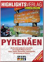 Pyrenäen - 10 traumhafte Motorrad-Touren