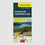 FolyMaps Straßen- und Tourenkarten  Sauerland / Ederbergland