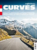 Curves Band 5: Österreich - Von Reutte nach Triest