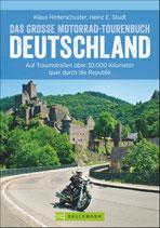 Das große Motorrad-Tourenbuch Deutschland