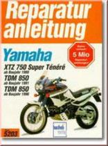 Yamaha XTZ 750 Super Tenere/TDM 850