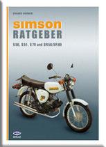 SIMSON Ratgeber für S 50, S 51, S 70, SR 50/80