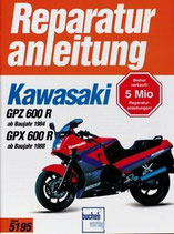 Kawasaki GPZ 600 R / GPX 600 R