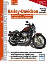 Harley Davidson Sportster 883 (XL-Modelle) - Einspritzer und Zahnriemen