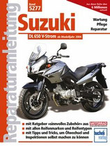 Suzuki DL 650 V-Strom ab Modelljahr 2004