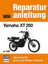 Yamaha XT 250 ab 1980 - Reprint der 7. Auflage 1989