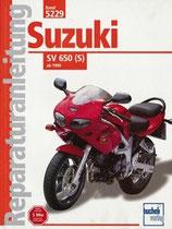 Suzuki SV 650 (S)