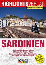 Motorradreiseführer Sardinien