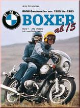 BMW Boxer (Band 1) - alle Zweiventiler mit zwei Federbeinen
