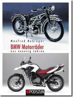 BMW Motorräder aus 90 Jahren