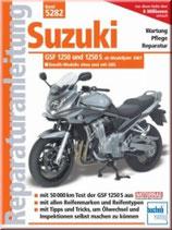 Suzuki GSF 1250 und 1250S Bandit