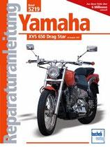Yamaha XVS 650 Srag Star