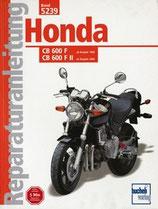 Honda CB 600 F / F II Hornet
