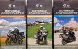Motorrad Powerkarten (3er - Set)