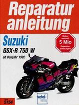 Suzuki GSX - R 750 W