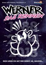 Werner Extrawurst 1  -  Das Rennen