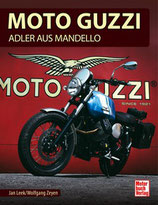 Moto Guzzi - Adler aus Mandello