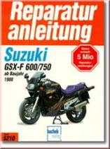 Suzuki GSX 600/ 750 F