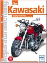 Kawasaki Zephyr 550 / 750