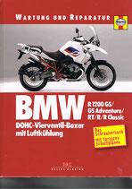 BMW DOHC-Vierventil-Boxer mit Luftkühlung  -  R 1200 GS / GS Adventure 7 RT 7 R 7 R Classic