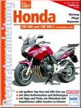 Honda CBF 600 und CBF 600 S