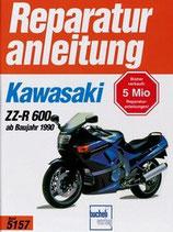 Kawasaki ZZ - R 600