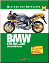 BMW R 850, 1100 und 1150 - Vierventil-Boxer